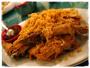 Ayam Goreng Ny.Suharti