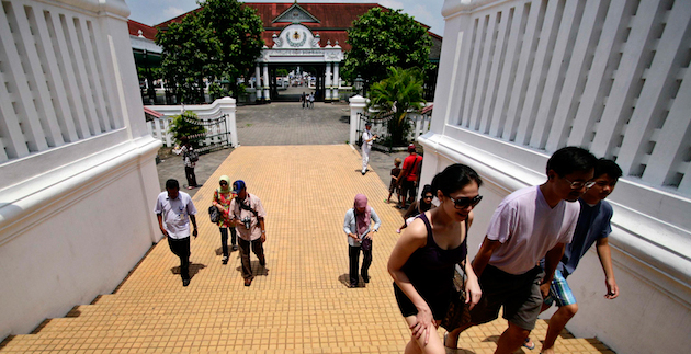 Wisata Arsitektur Tradisional Jawa