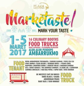 foodtruck Marketaste