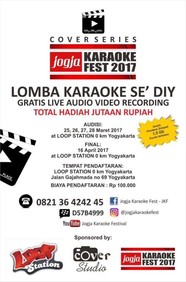 lomba karaoke jogja