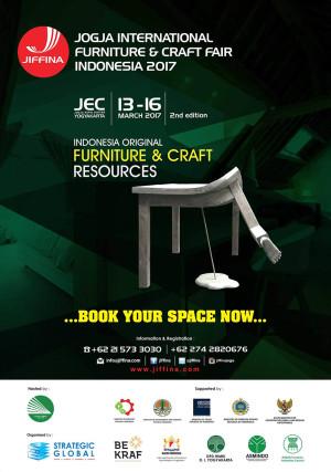 Jogja-International-Furniture-Craft-Fair-Indonesia-JIFFINA-Jogja-Expo-Center-13-16-Maret-2017