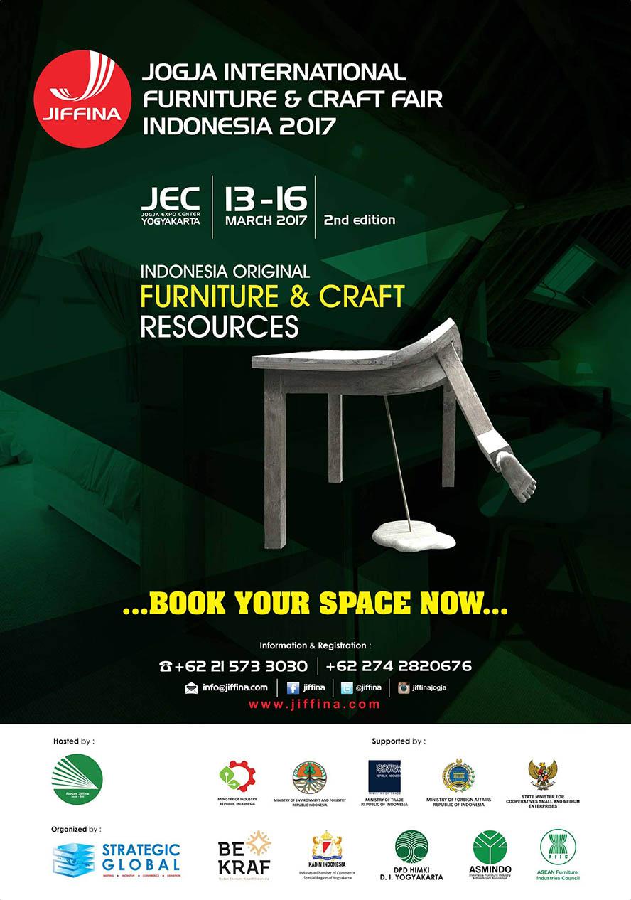 Jogja International Furniture & Craft Fair Indonesia