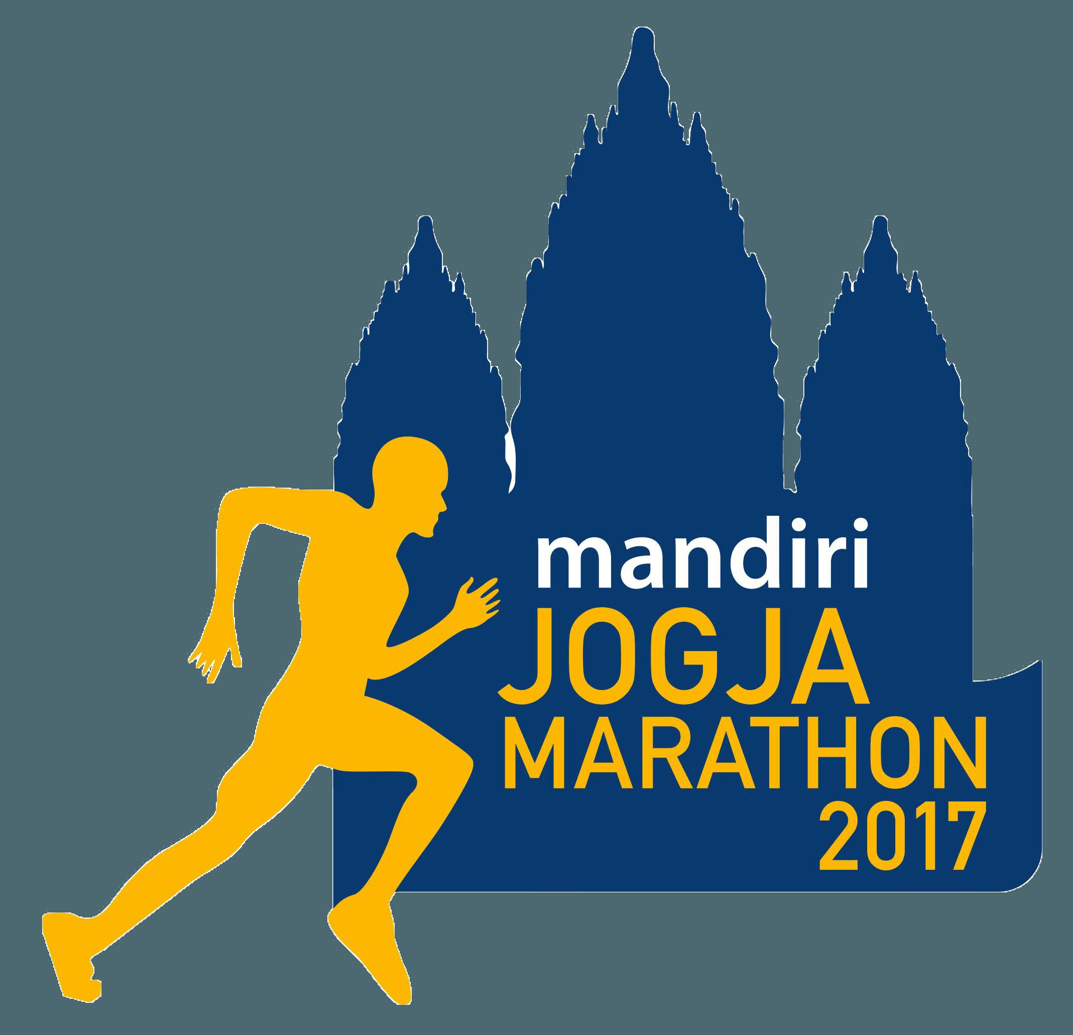 Mandiri Jogja Marathon – Prambanan Yogyakarta, 23 April 2017
