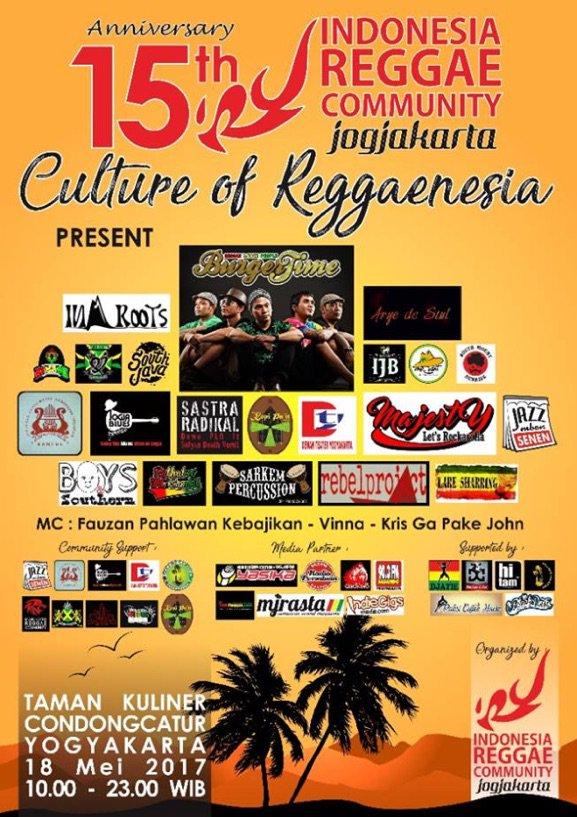 Culture Of Reggaenesia