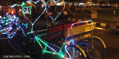 Sewa Sepeda Omzet  Puluhan Juta Per Bulan