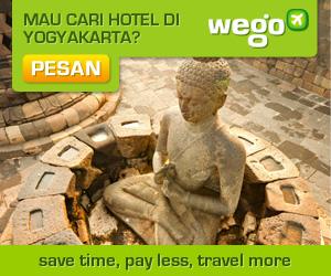 Cari Hotel Di Yogyakarta